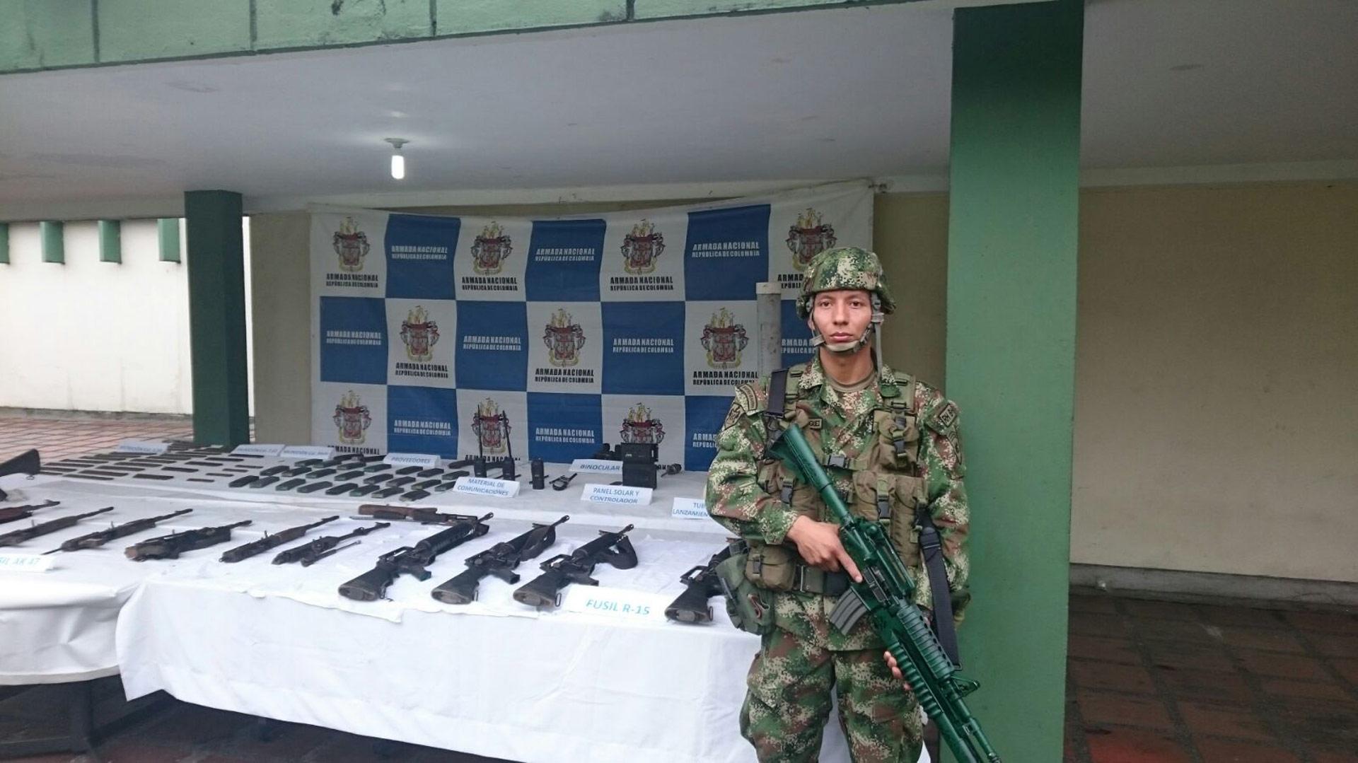 """El clan """"Úsuga"""" dirigido por """"Otoniel"""" se vincula con grupos armados ilegales"""