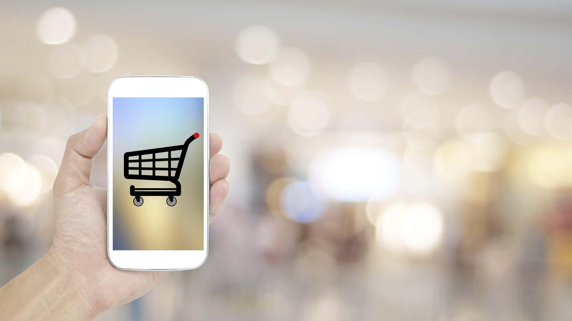 Europa es el continente que más efectúa compras online a través de smartphone