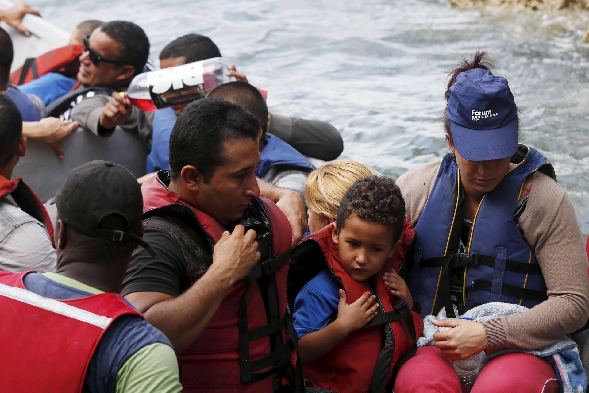 En el 2015 más de 600 migrantes ilegales llegaron a Colombia buscando ir a EE.UU.