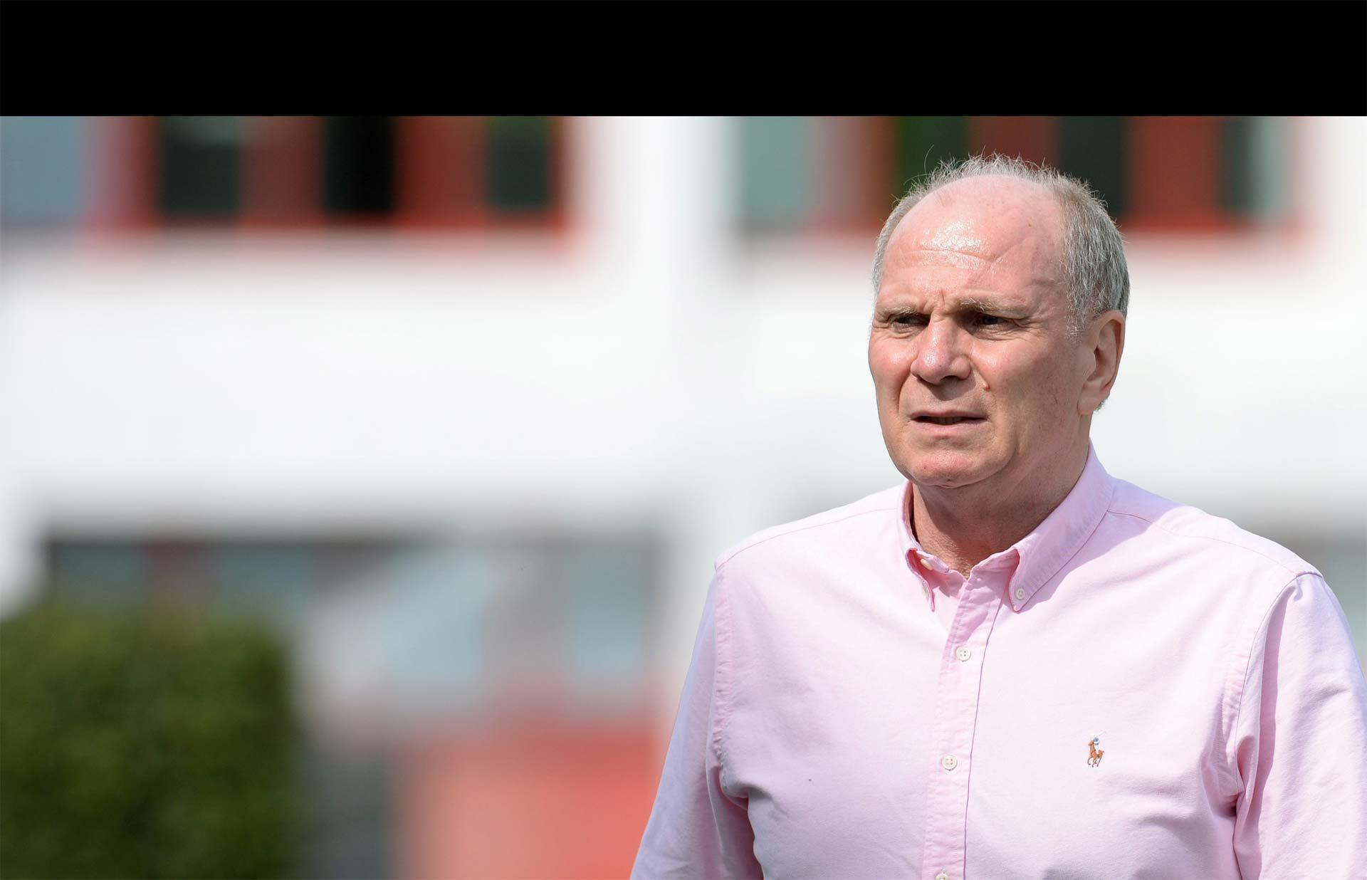 Uli Hoeness pide libertad condicional