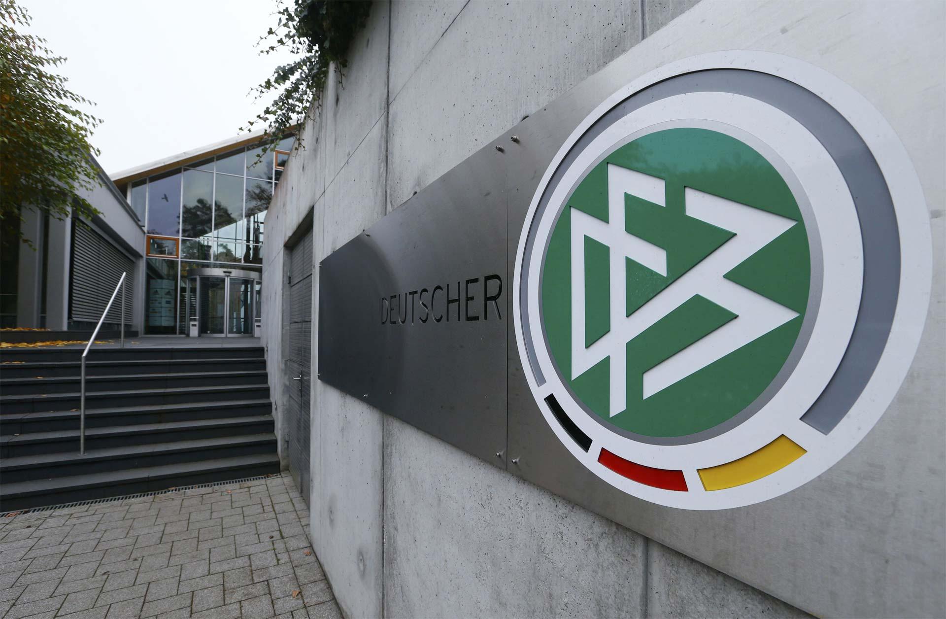 Registran a la Federación Alemana de Fútbol