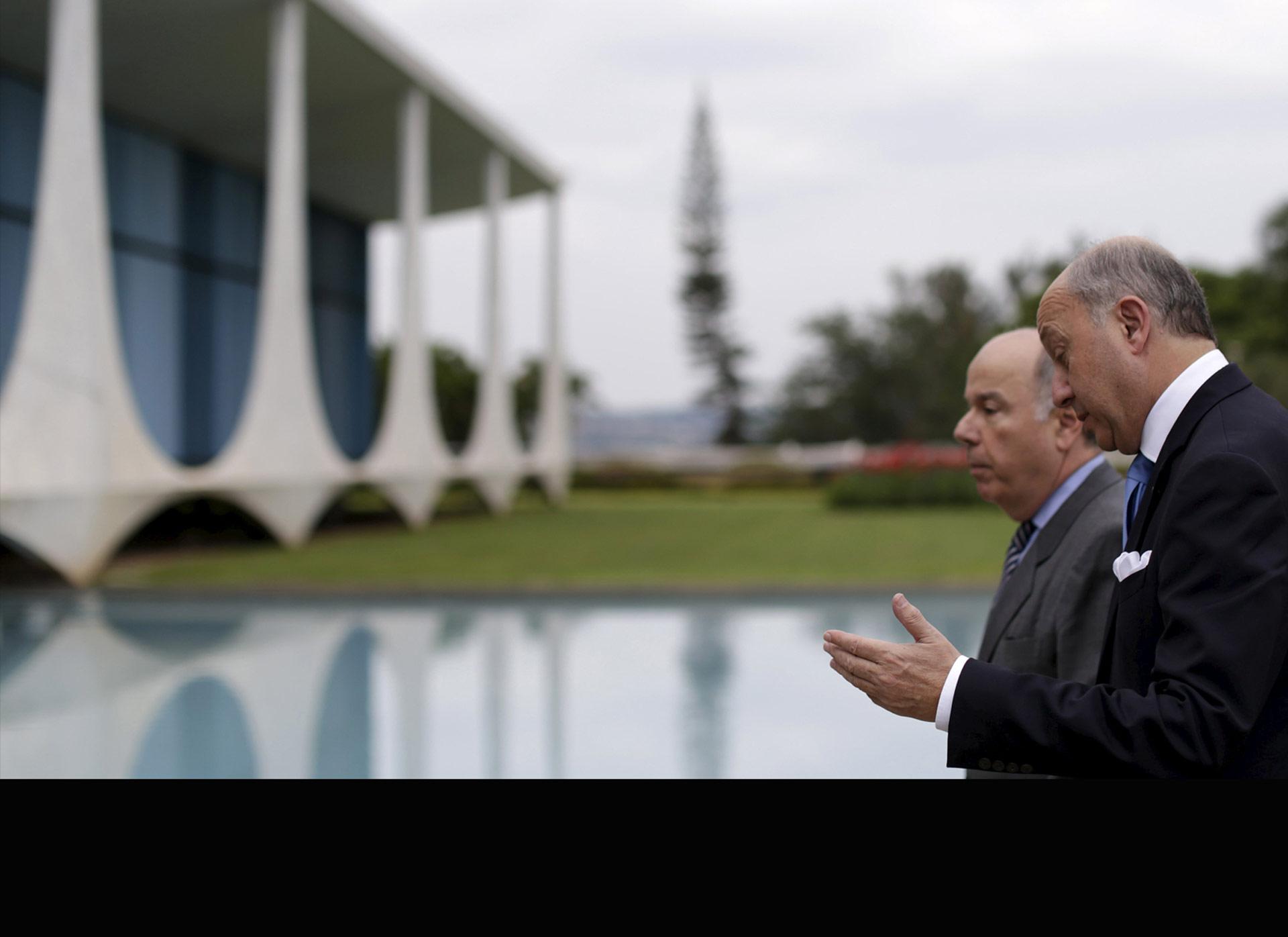 El jefe de la diplomacia brasileña dijo que la oferta del país europeo fue aceptada por Brasilia