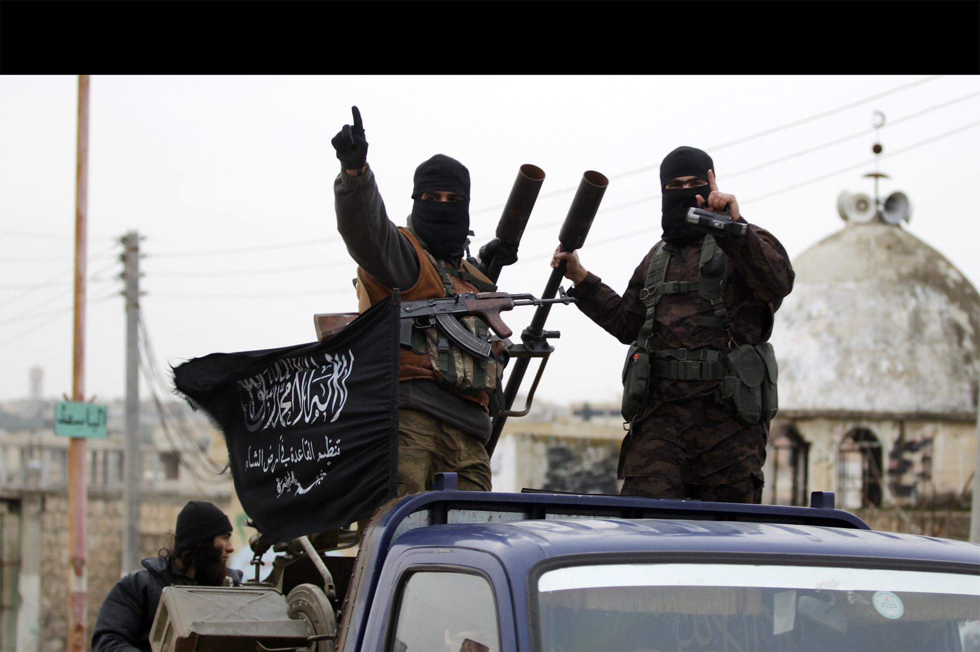 Ocurrió en el pueblo de Arsal y el objetivo era una reunión de clérigos islámicos