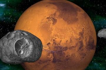 Los restos de la destrucción de una de sus lunas formarán un anillo en su órbita