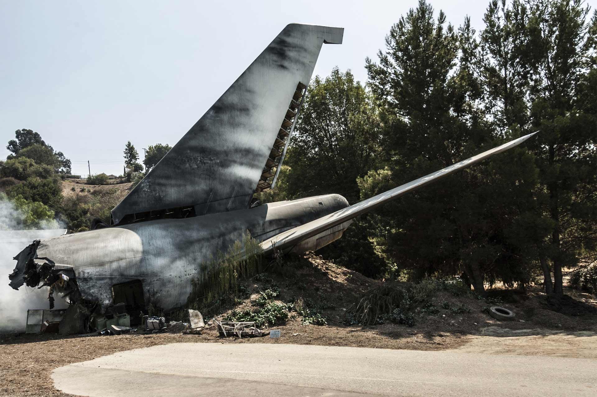El avión accidentado se encontraba cerca de aeropuerto de Igarka, región de Siberia