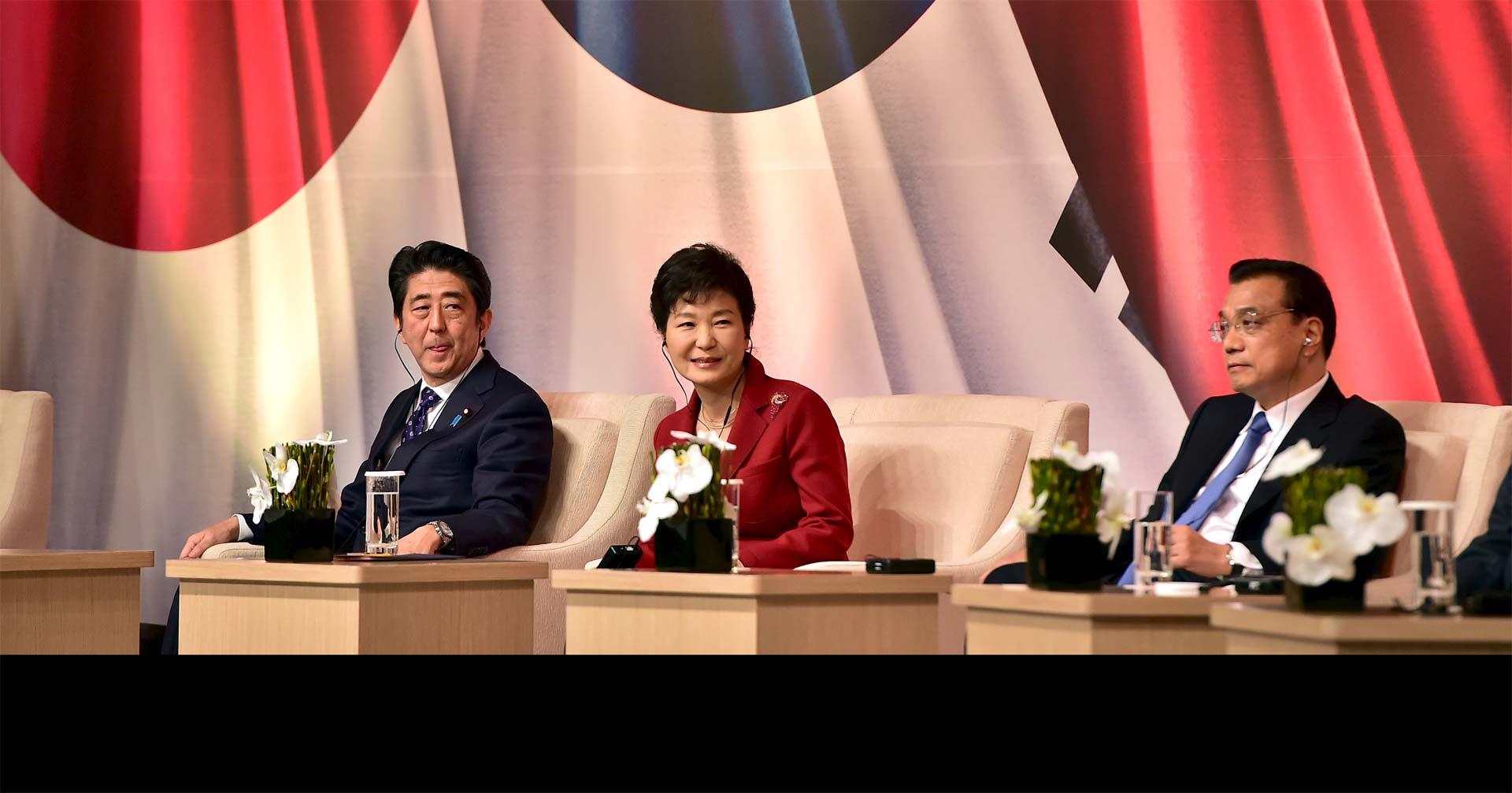 Concluyó cumbre entre potencia asiáticas