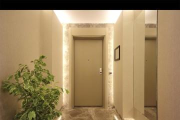 Esta nueva tecnología permite abrir la puerta por ambos lados