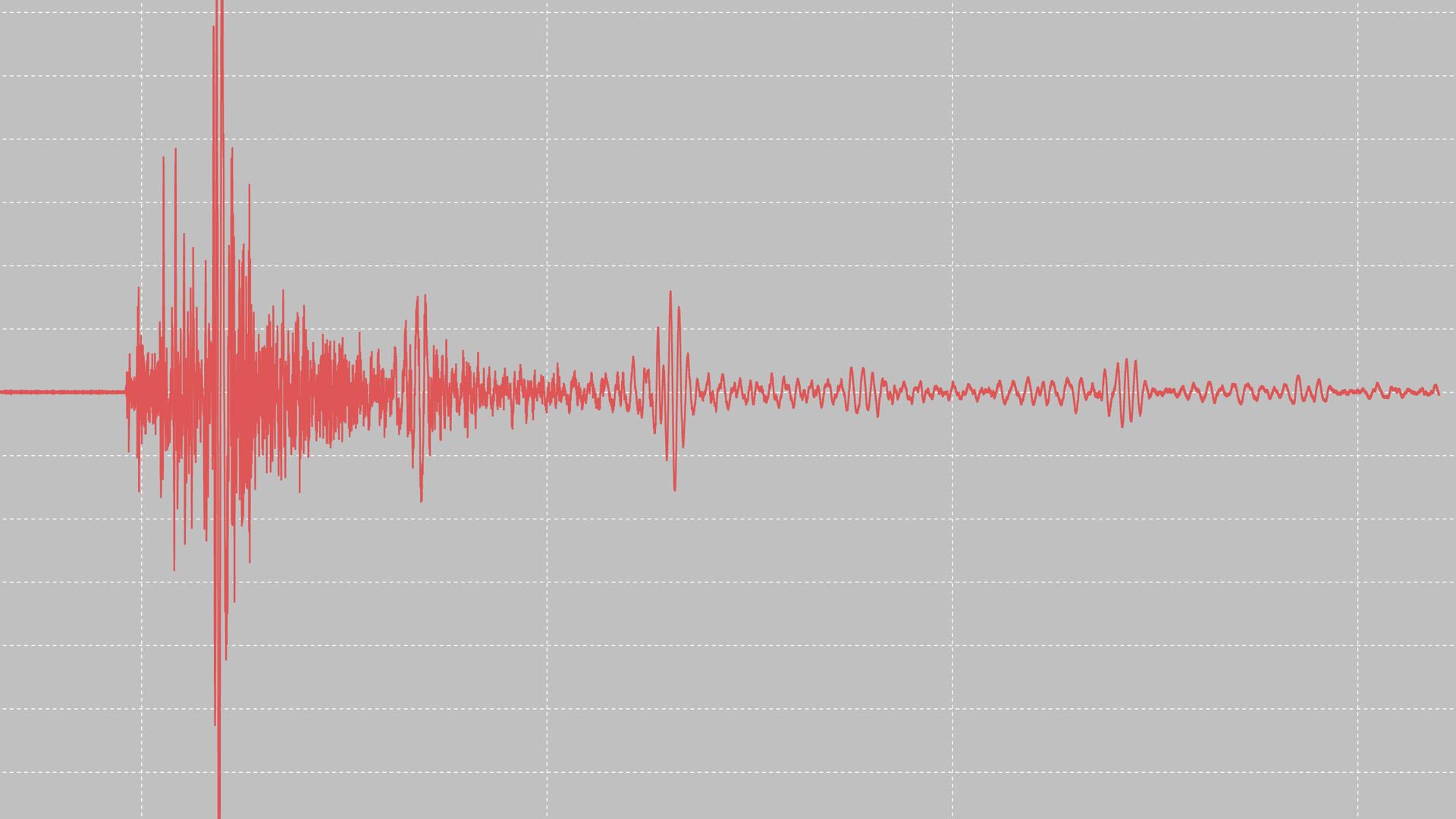 El Instituto de Estudios Territoriales señaló que han ocurrido varios sismos menores desde el martes