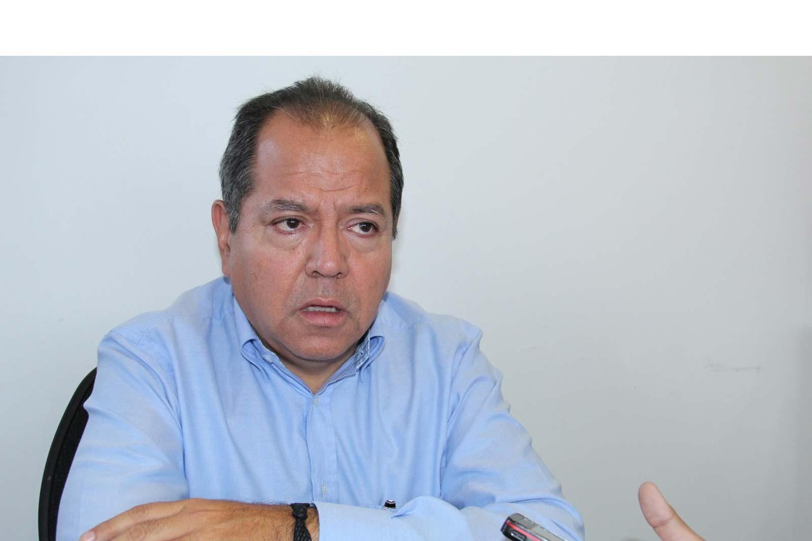 José Alfredo Araujo Esquinca instó a planear estrategias preventivas de cara a la posible escasez de agua