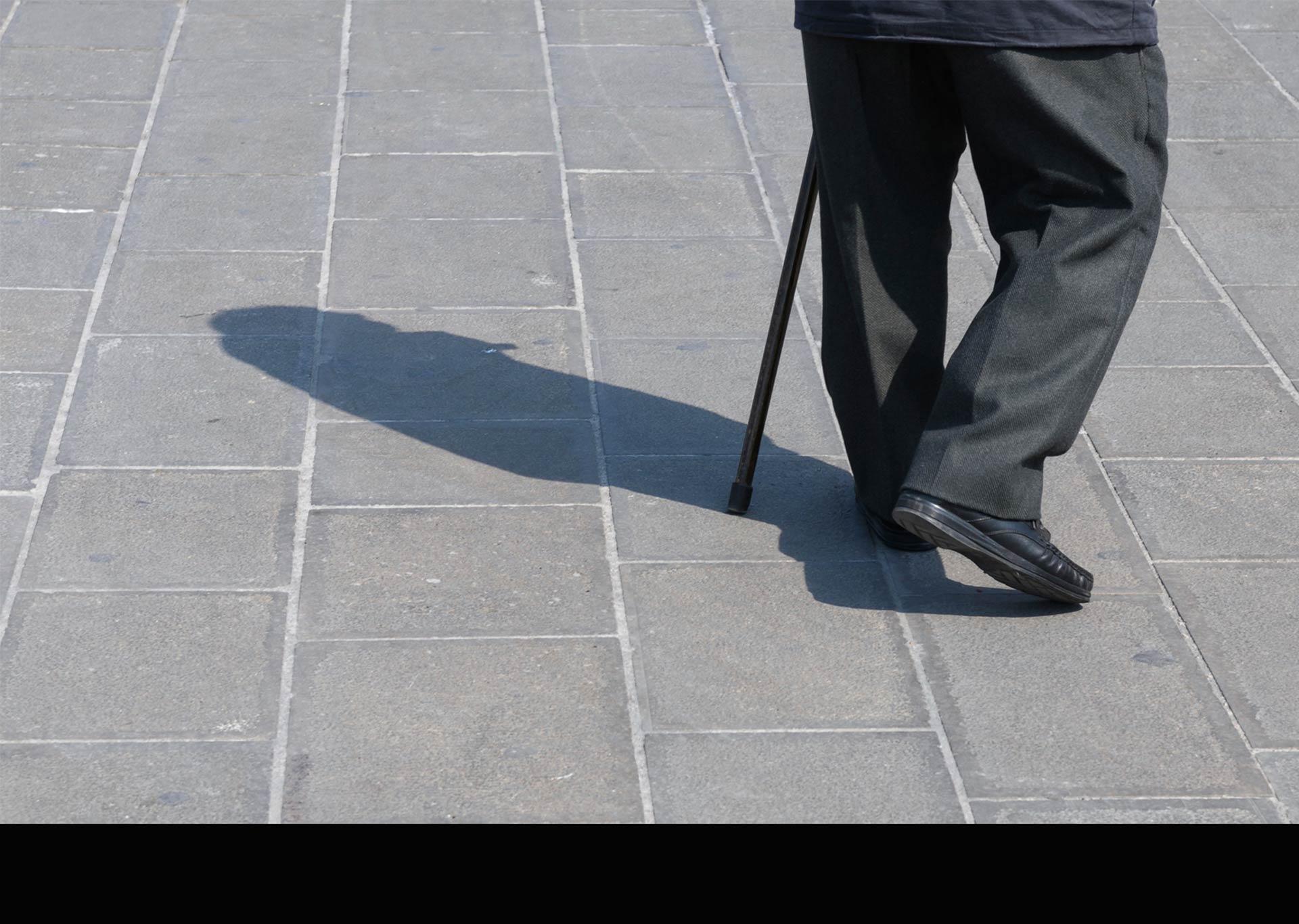 En Japón crearon un calzado con GPS incorporado para ayudar a localizar a personas mayores con demencia o Alzheimer