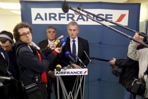 Tres aviones de Air France han sido desviados desde EE. UU. tras recibir amenazas anónimas