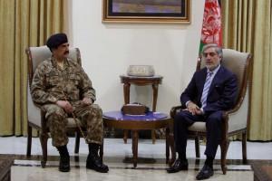 La visita también tuvo el objetivo de hablar sobre la coordinación de esfuerzos contra el terrorismo