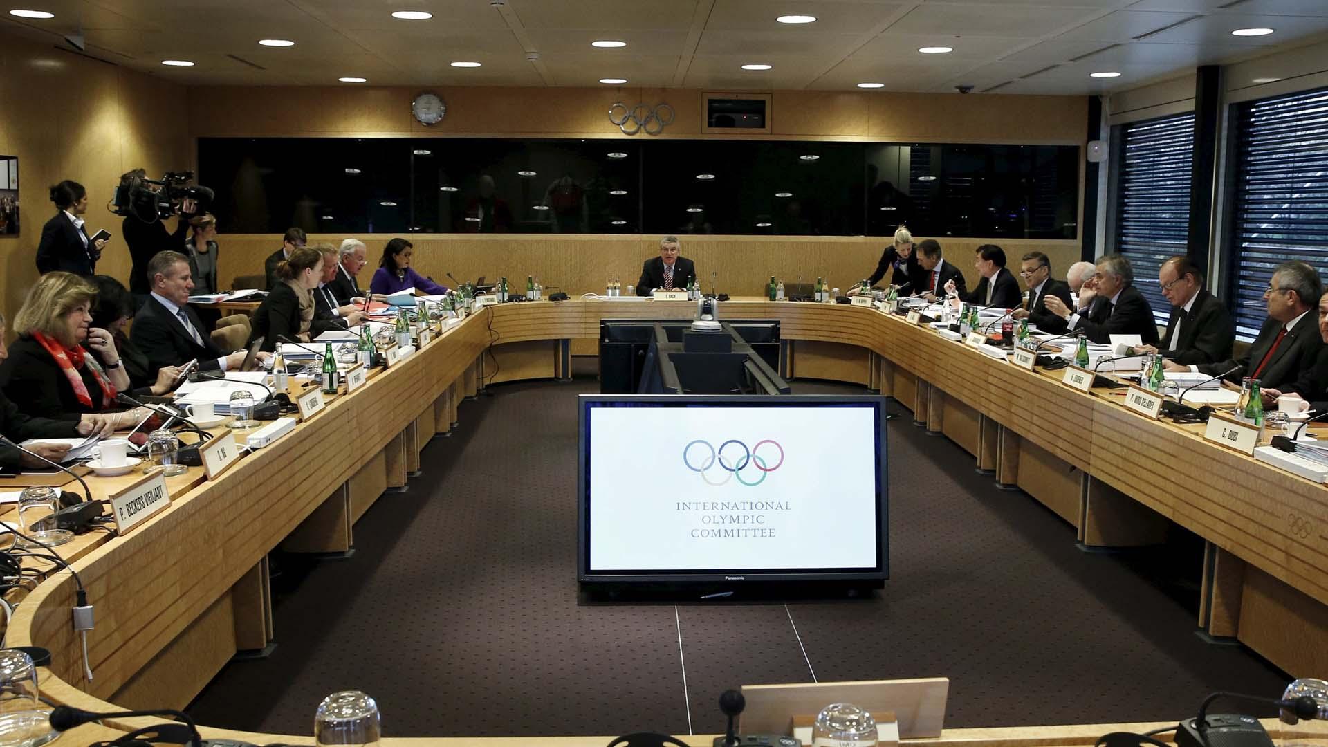 Presidente del COI aseguró que es deber de los entes deportivas proteger a los atletas sanos