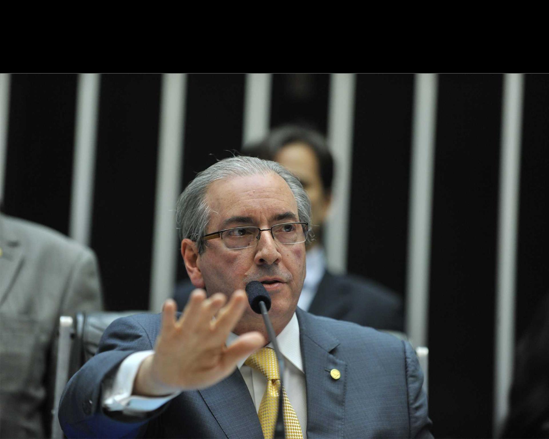 Eduardo Cunha, presidente de la Cámara de Diputados de Brasil, admitió el pedido de destitución