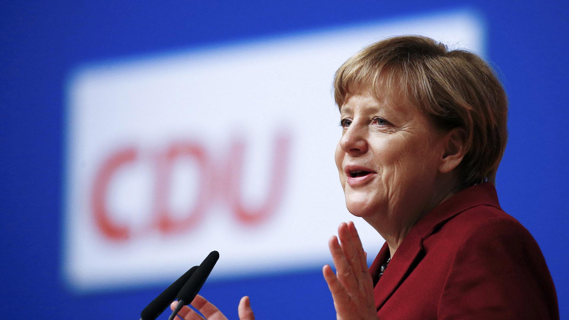 """La canciller alemana afirmó que el continente no debe """"sucumbir a la tentación de regresar a negociaciones nacionalistas"""""""