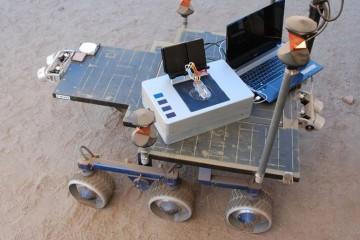 """Nasa trabaja en un """"portátil químico"""" capaz de detectar microorganismos en órbita"""
