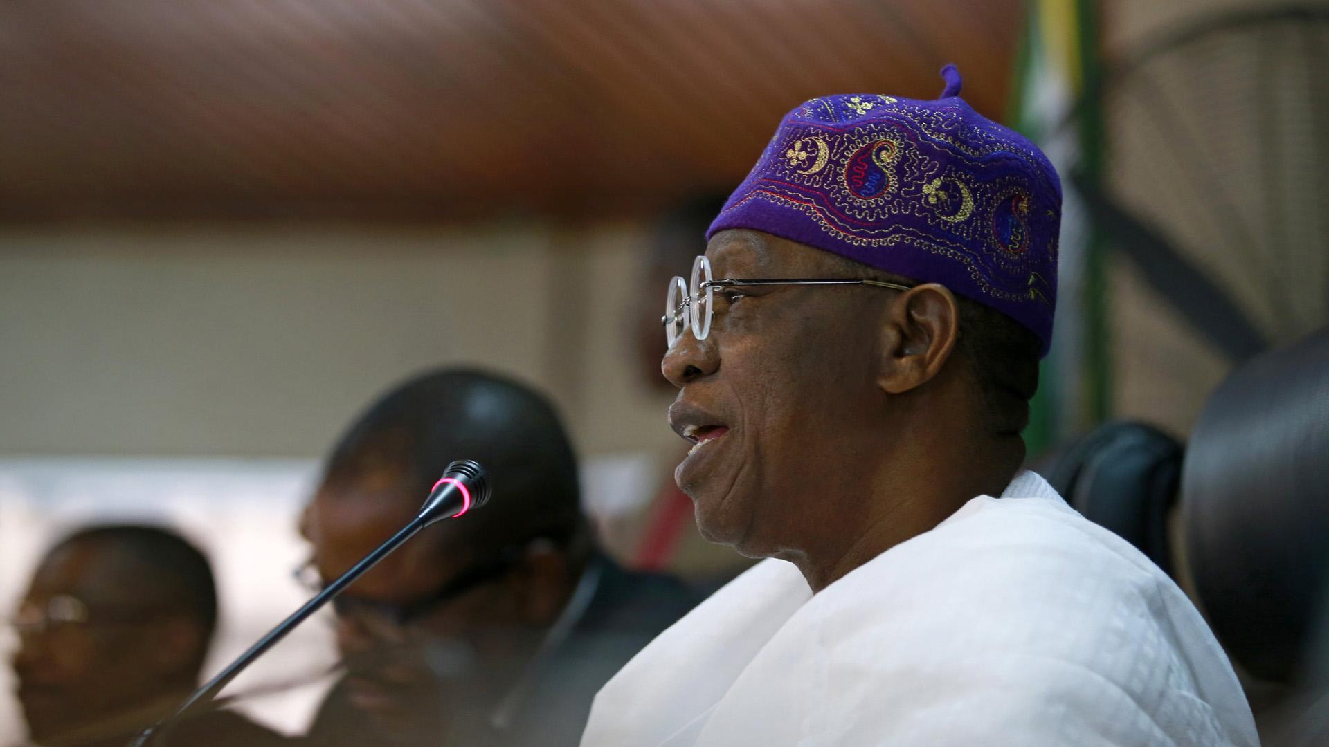 Según informó el ministro de Información, Alhaji Lai Mohammed, el grupo terrorista Boko Haram estaría planeando nuevos secuestros masivos