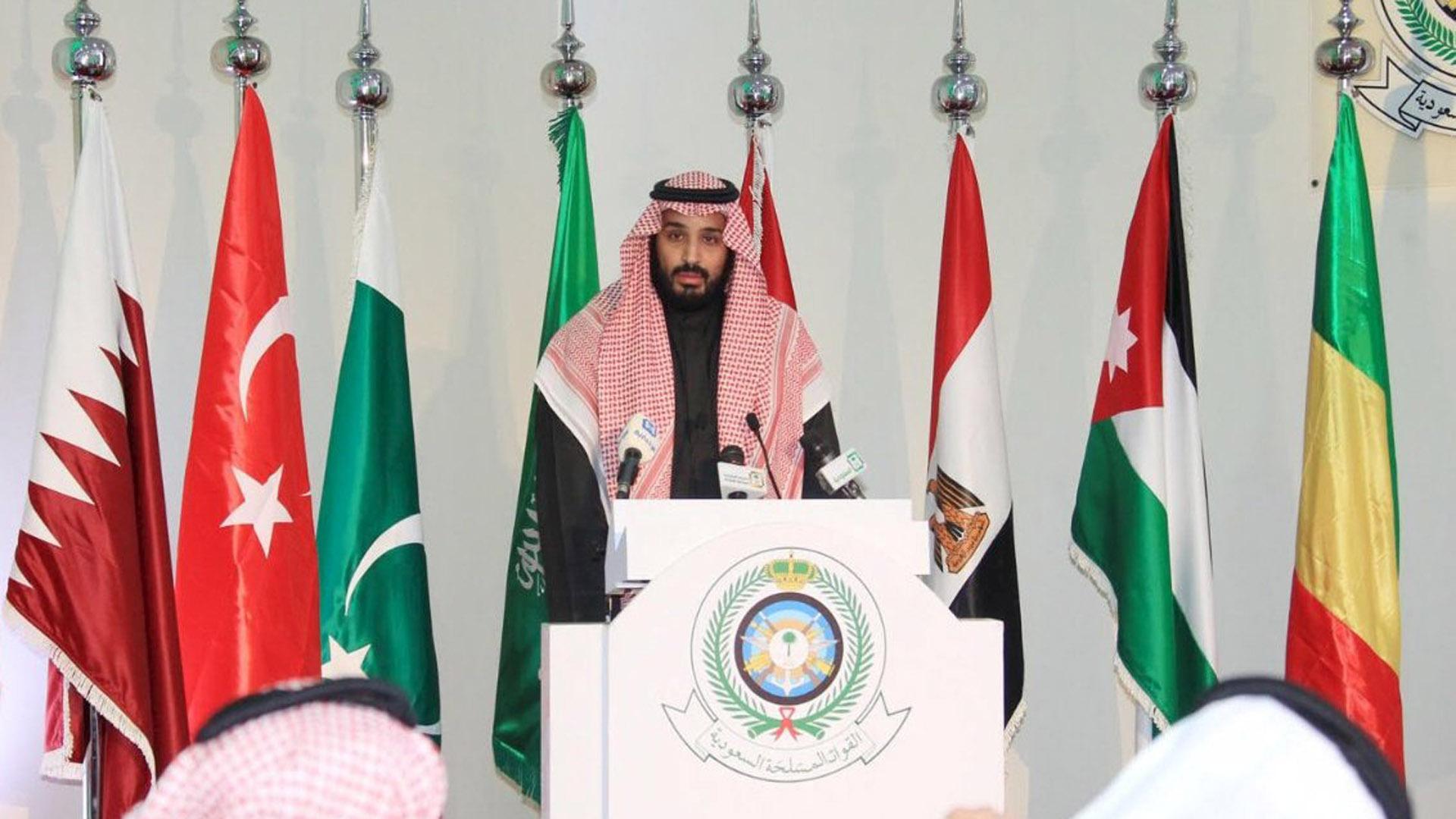 La coalición, integrada por 34 países, anunció que combatirán no sólo al Estado Islámico
