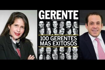 Maigualida Díaz fue seleccionada entre los gerentes de mercadeo, mientras que Carlos Alberto Escotet Alviarez fue escogido entre los gerentes exitosos en el exterior