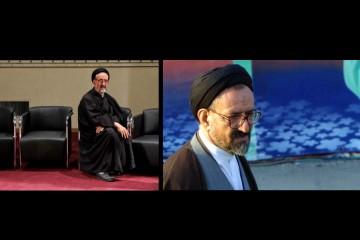 Mahmud Doaei publicó una entrevista con el ex presidente Mohamed Jatami, acción prohibida por el poder judicial de Irán