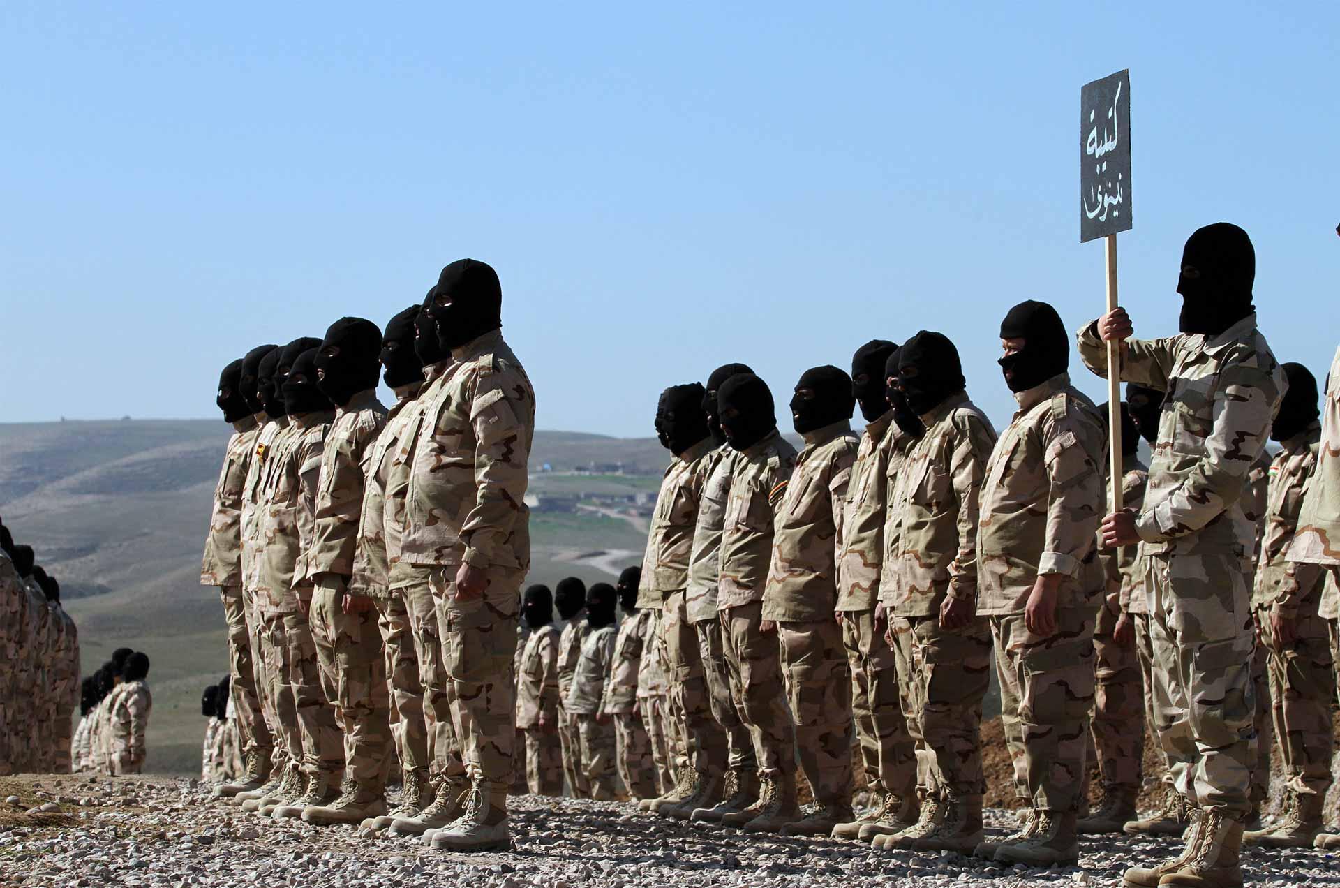 La cifra de extranjeros que luchan en grupos terroristas en Siria e Irak se ha duplicado desde mediados del 2014