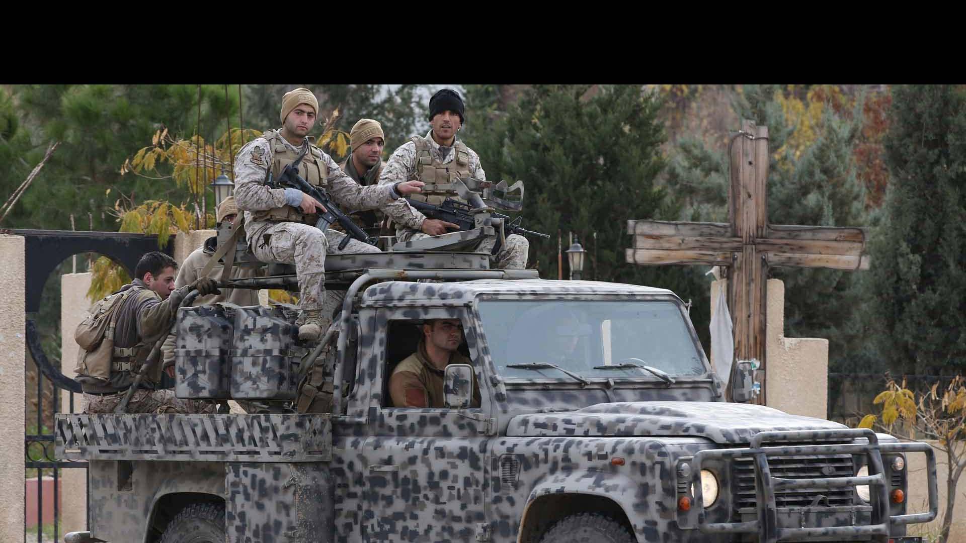 El ejército nacional intentó fallidamente capturar al líder de una secta chiita