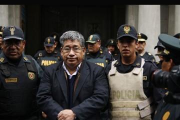 Facundo Chinguel favoreció a mas de 3 mil sentenciados por el delito de narcotráfico