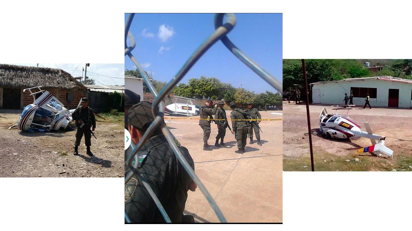 El hecho, que dejó dos heridos, sucedió en el departamento de La Guajira