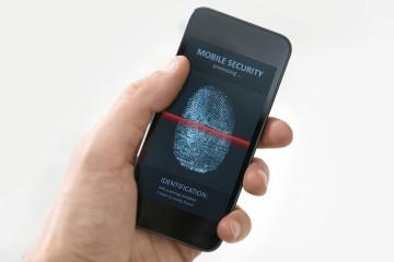 Aprove verifica la identidad a través de sensores de huella dactilar en celulares