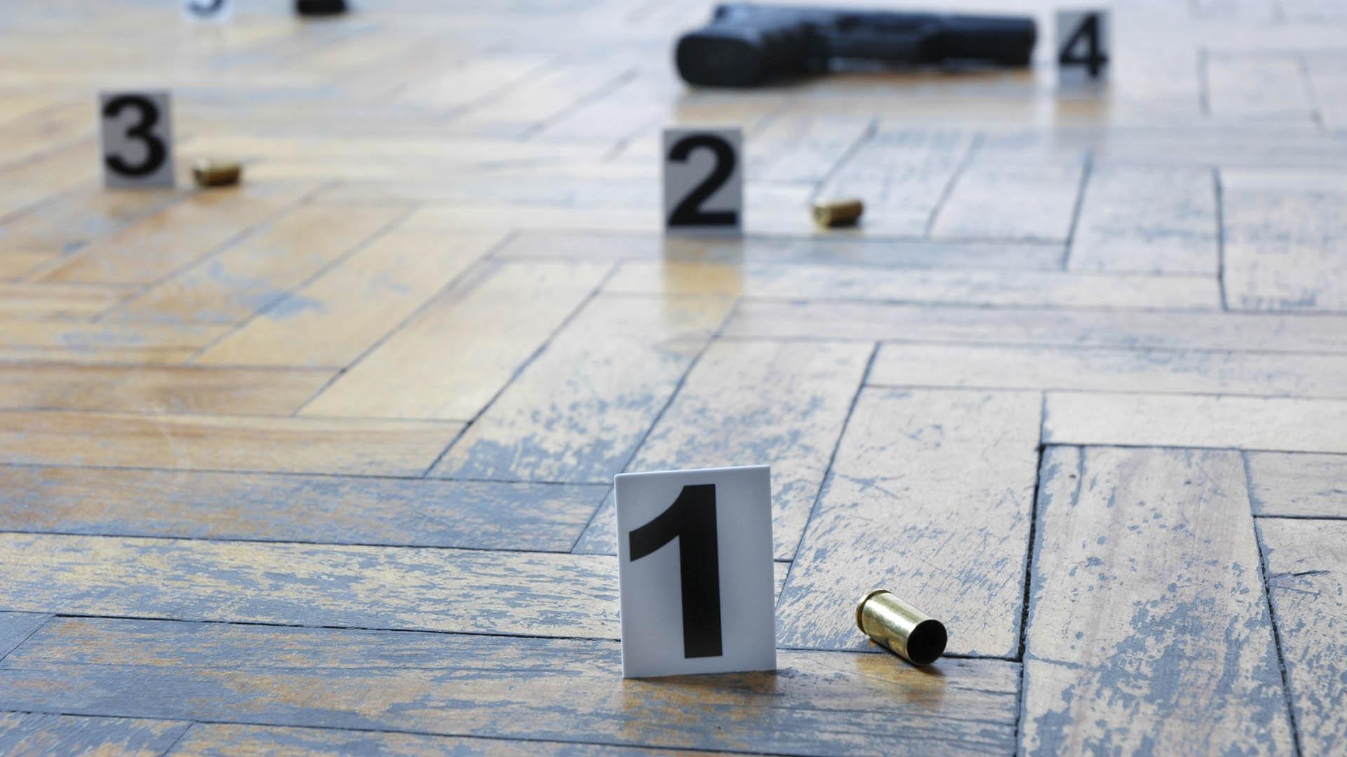 Testigos afirmaron que el delincuente disparó a un hombre tras una discusión