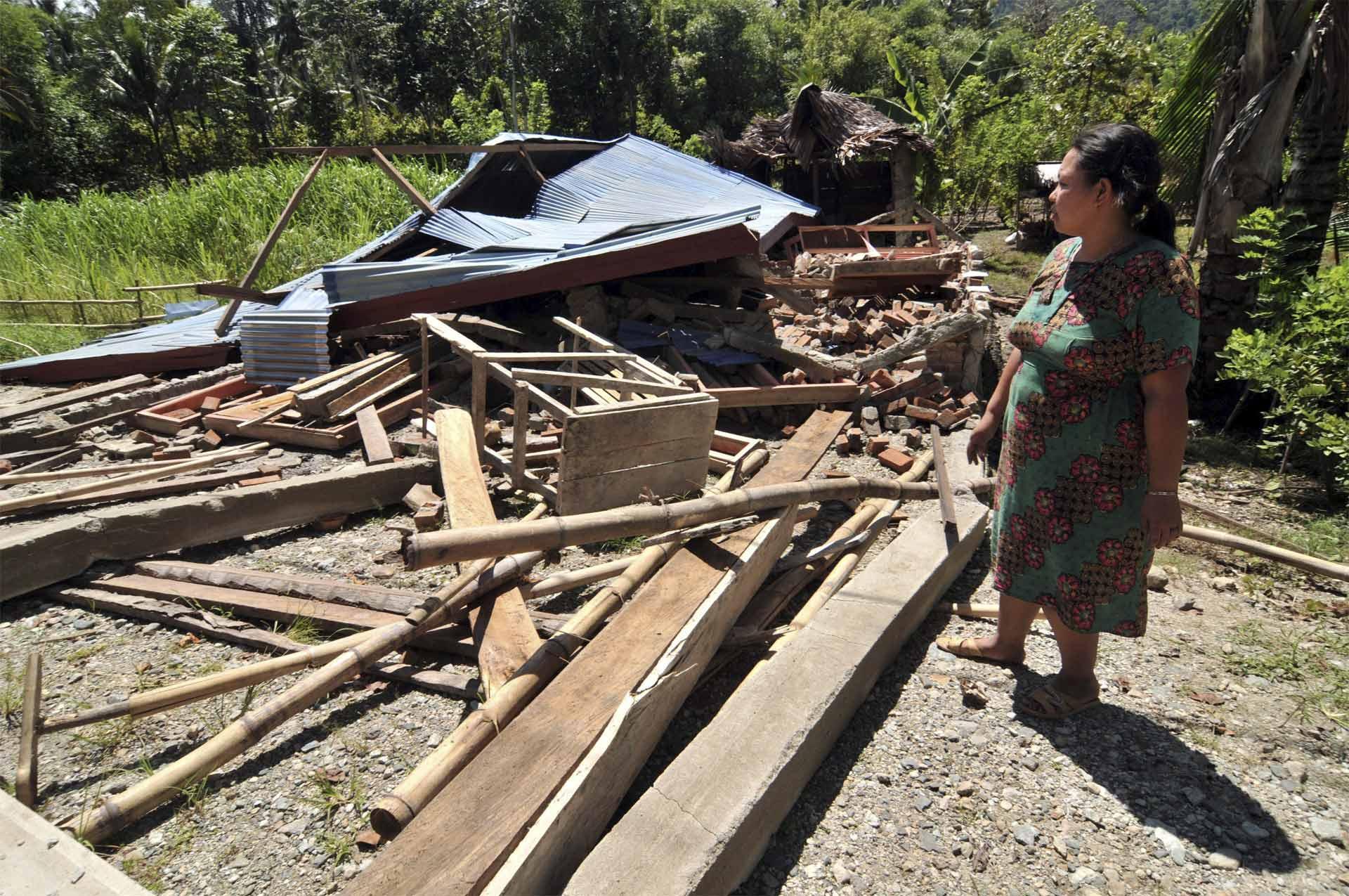 El Centro de Alertas por Tsunami del Pacífico no emitió alerta por riesgo de ola gigante