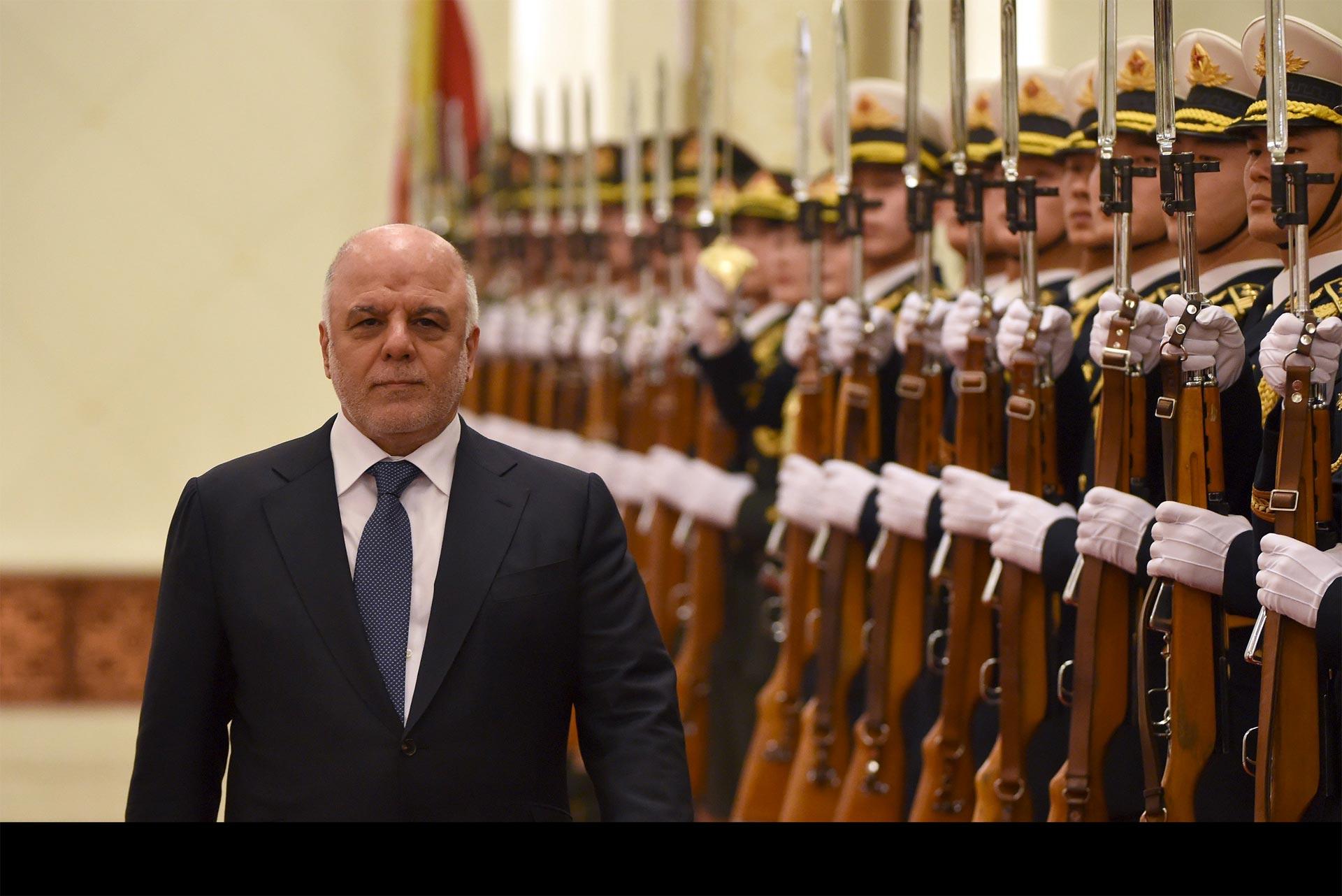 Así declaró Abadi luego de que el Gobierno recuperara la ciudad de Ramadi, que estaba tomada por la milicia yidahista