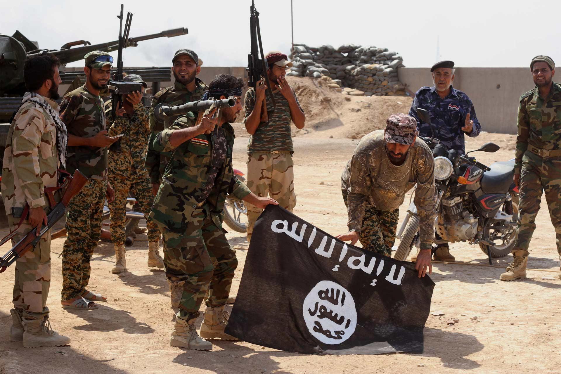 El Estado Islámico volvió a atentar contra una bese militar al norte de Irak