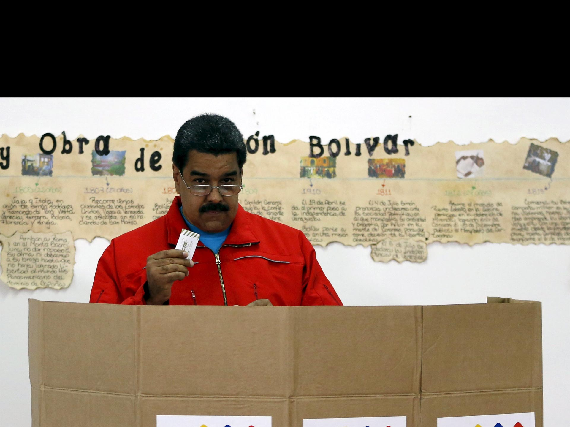 El presidente de Venezuela aseguró que quiere llegar a un punto de encuentro con los nuevos legisladores
