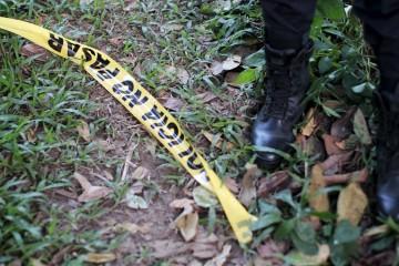 Según un informe de la Fiscalía General del Estado este año se registraron 93 asesinatos, 16 casos más que en 2014