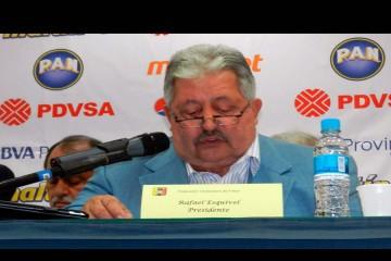 El ex presidente de la FVF permanecerá detenido hasta su pronto traslado a EE.UU.
