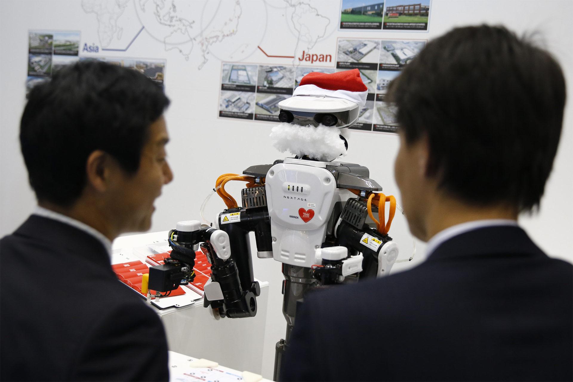 El porcentaje de empleos que ocupen los robots en el futuro dependerá también de factores sociales y económicos