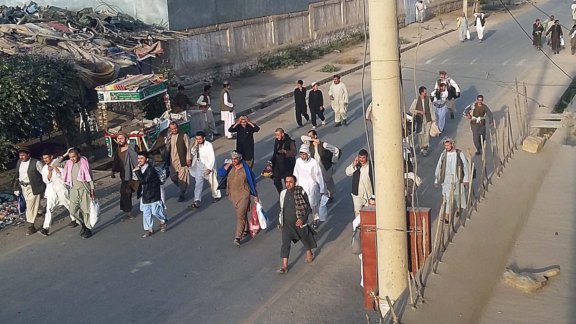 Al menos seis extremistas perdieron la vida en el enfrentamiento