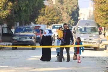 El Observatorio Sirio para los Derechos Humanos confirmó que varias niñas murieron en el acto perpetrado por EI