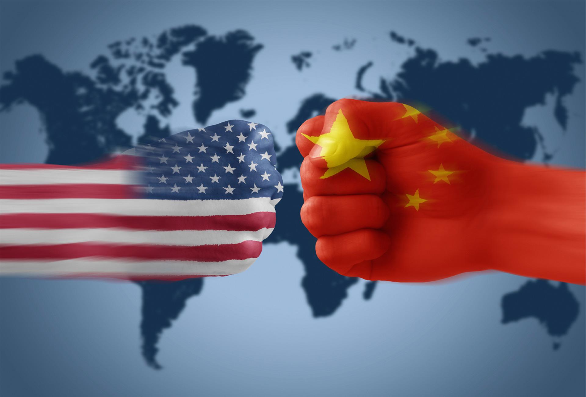 La nación norteamericana acusa a su par asiático de ocultar impuestos de aviones