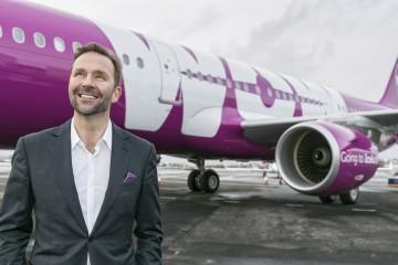 Wow Air ofrece vuelos transatlánticos de bajo costo desde EE.UU. hasta Europa