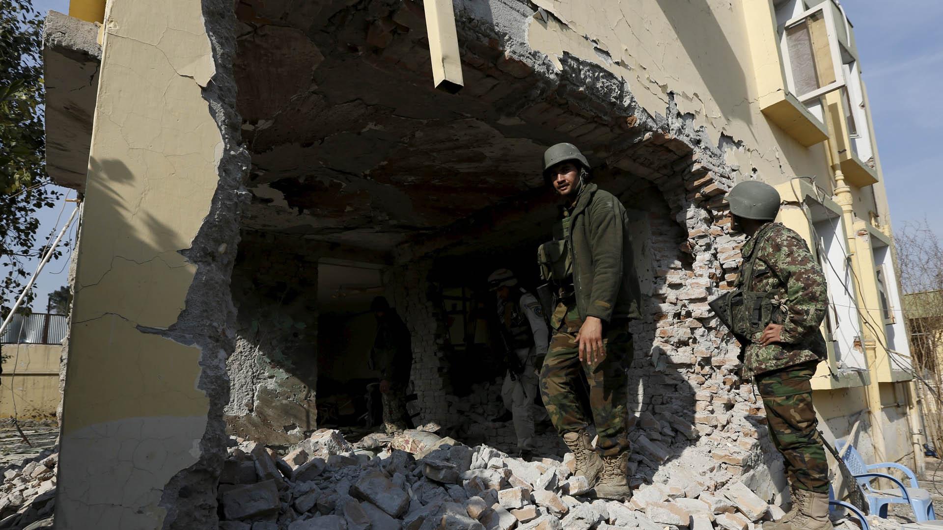 Los fallecidos eran soldados que formaban parte de las unidades fronterizas