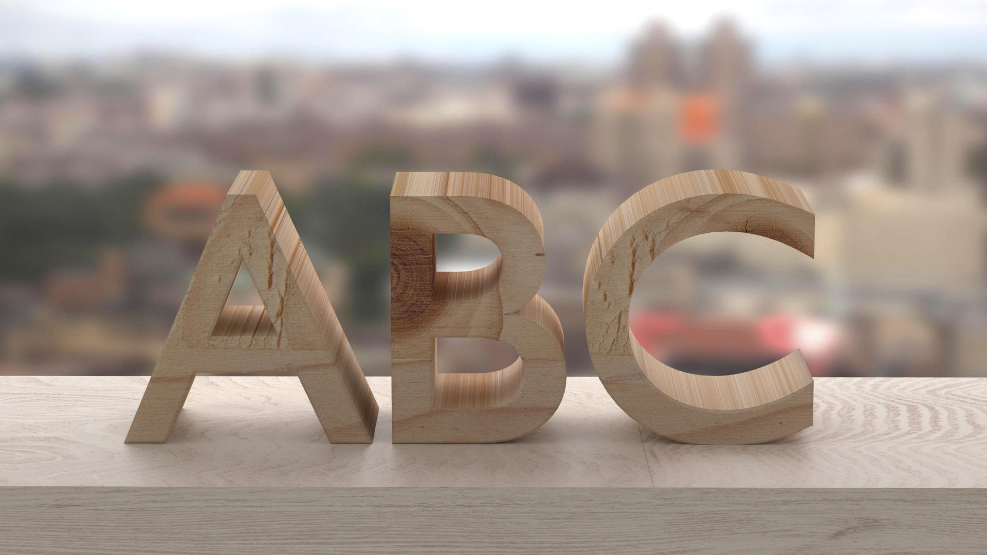 Según el medio en el que se desarrolle la marca el tipo de letra cambia. Las más utilizadas son las serif para impresos y las sans para web