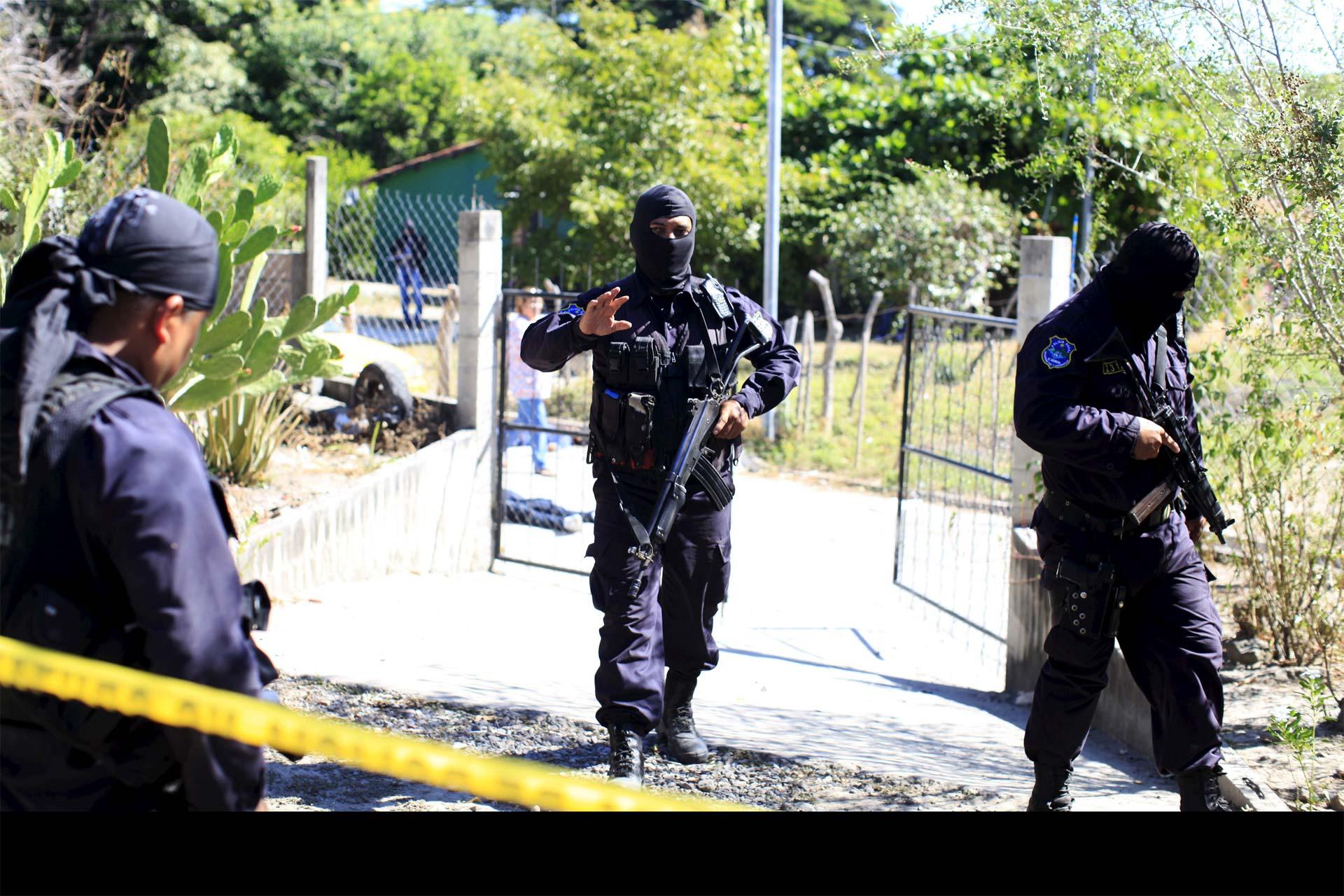 El Salvador tuvo un violento arranque de año