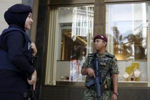 La captura se realizó gracias a informaciones suministradas por otro sospechoso extremista