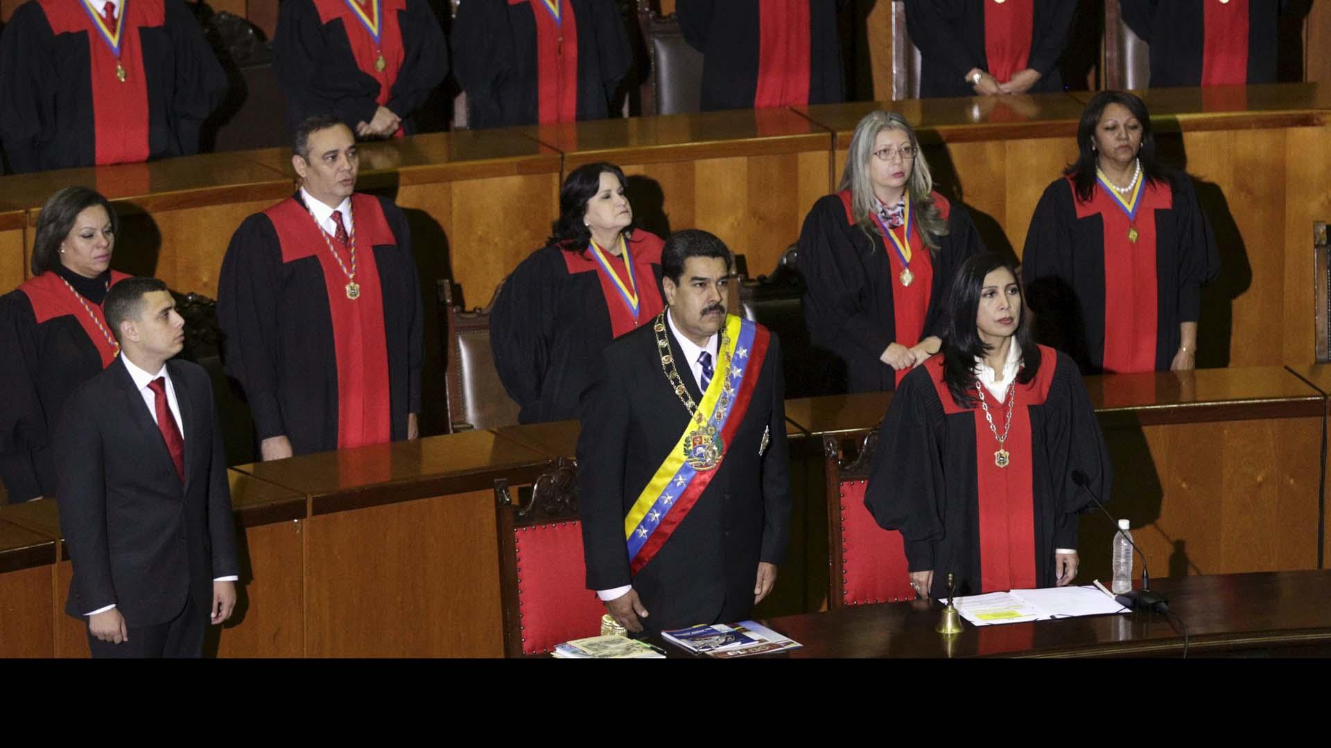Presidenta del órgano reporta que el tribunal dictó más de 21 mil sentencias en 2015