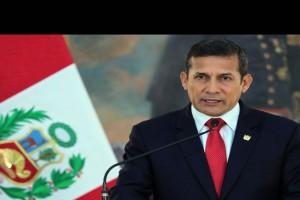 Presidente Humala reculó de una primera negativa y aprobó el tratado sugiriendo nuevas enmiendas