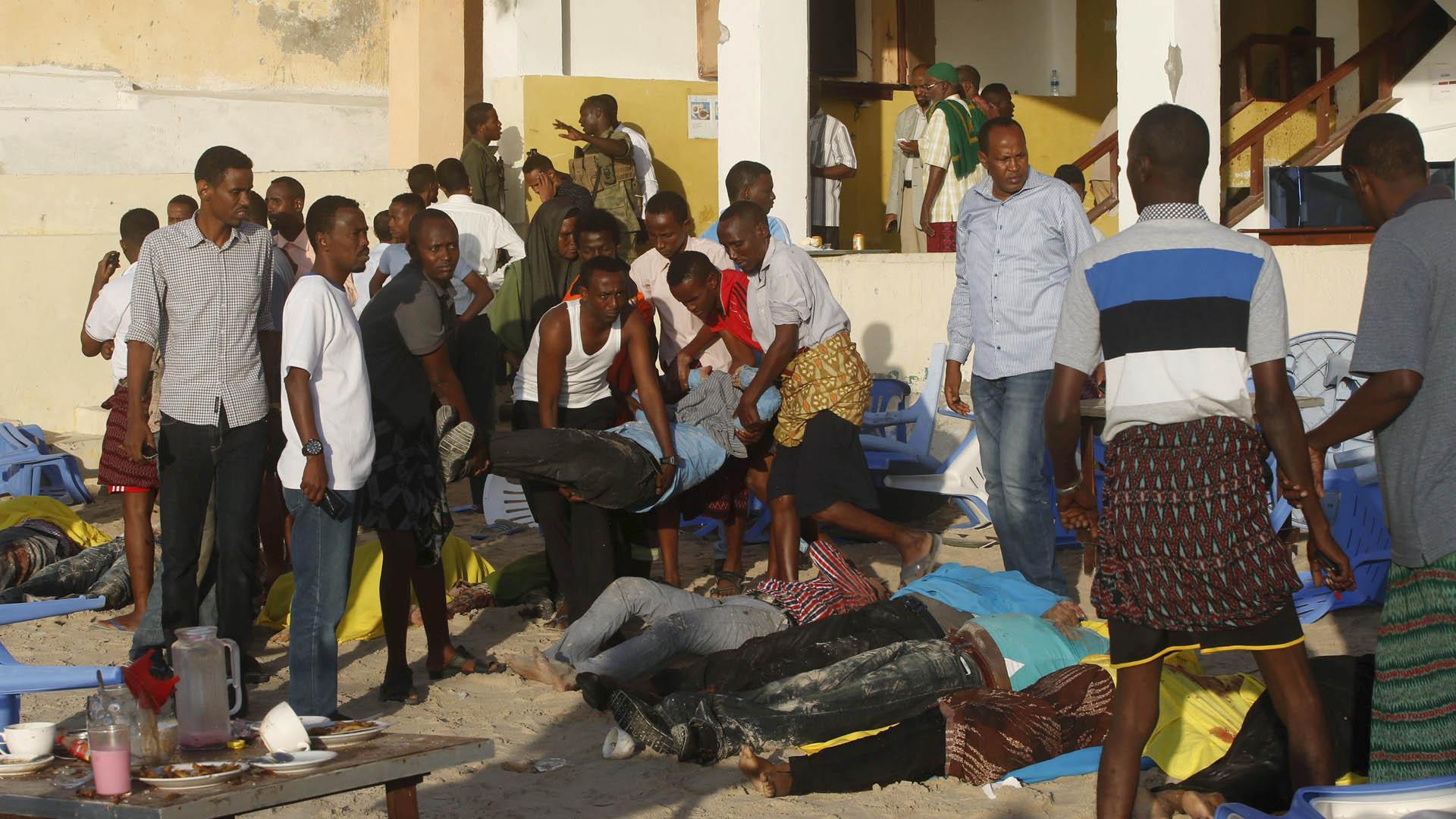 La milicia terrorista Al Shabaab, responsable del asalto, tiene nexos con las redes Al Qaeda y Boko Haram