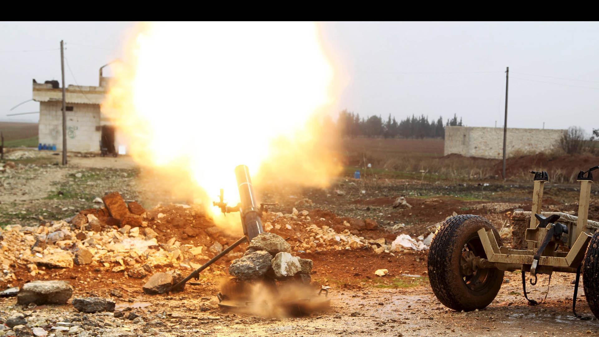El Observatorio Sirio para los Derechos Humanos aseguró que los enfrentamientos aún no cesan