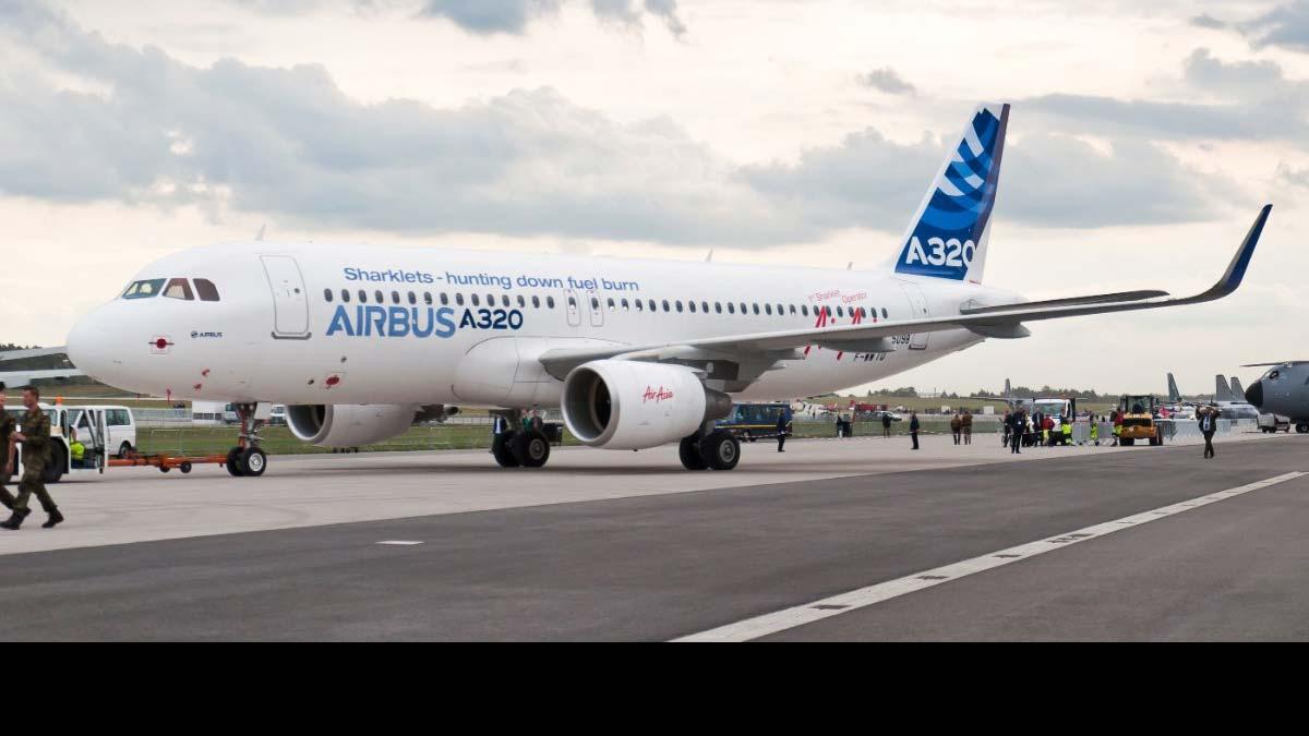 Airbus venderá más de 100 modelos a una aerolínea local, en el marco de la visita del presidente Rohani a París